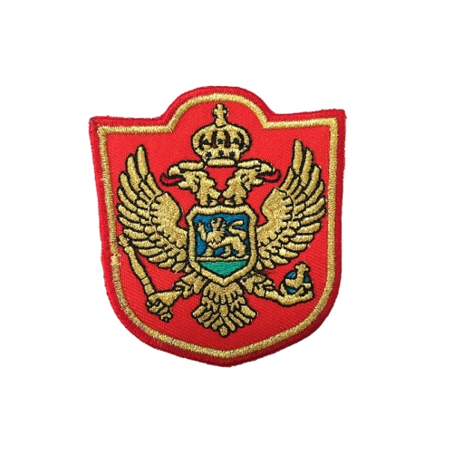 Customized Woven Shoulder Patch for Uniform