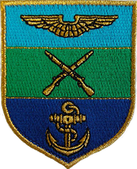 Albanian Armed Forces Patches