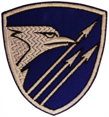 Patch anti-aircraft battalion Armed Force Estonia
