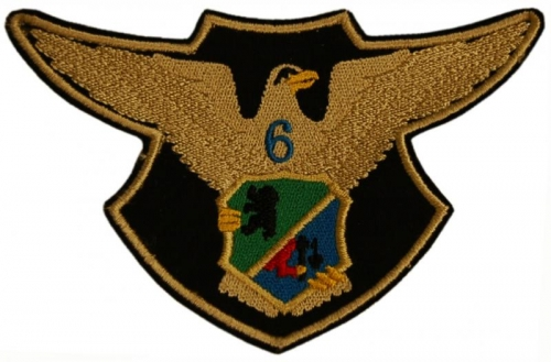 Patch Parnu Infantry Battalion of Estonian Armed Force