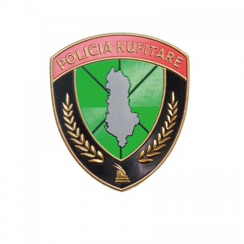 Custom printed arm badges military badges and medals