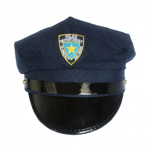High Quality Customized Peak Cap for Police Officer